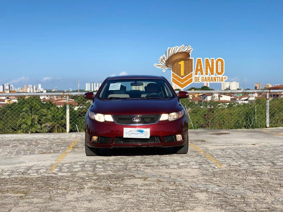 Kia Cerato 1.6 Ex Sedan 16v Gasolina 4p Manual