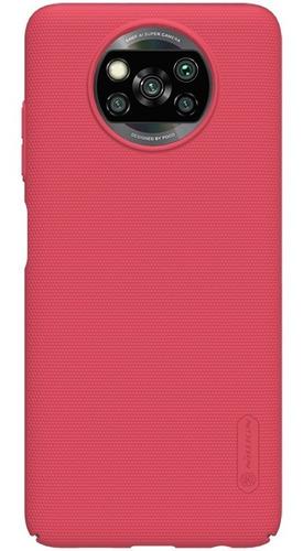 Capa Case Anti Impacto Nillkin Frosted - Xiaomi Poco X3 Nfc