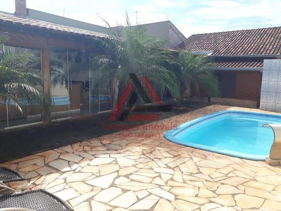 Casa Térrea Com Piscina Zona Norte Jd. Paraty - Estuda Permuta - 2608