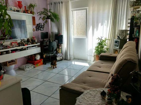 Apartamento Com 2 Dorms, Marapé, Santos, Cod: 13497 - A13497