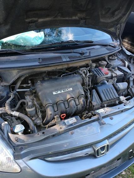 Motor Honda Fit 1.5 Ivtec 16v Mt Alta De Motor En Marcha!!!