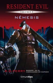 Novelas Resident Evil - Timunmas - S.d Perry -varios Titulos