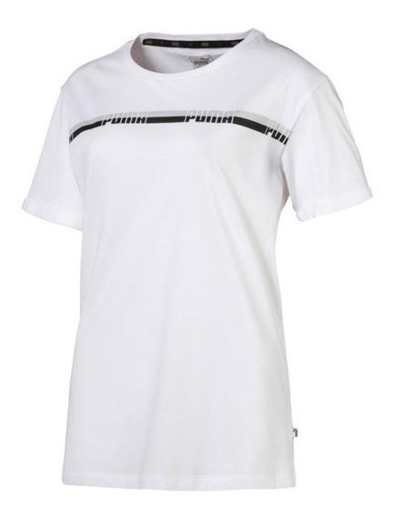 Camiseta Puma Playera Tape Elongated
