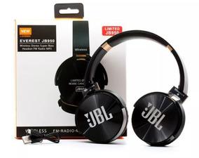 Fone De Ouvido Jb950 Bluetooth Cartão Sd Super Bass Oferta