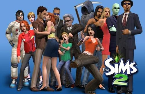 The Sims 2 Coleção Completa - Envio Digital
