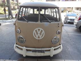 Volkswagen Kombi Antiga Corujinha T1 Toda Lanternada Fusca