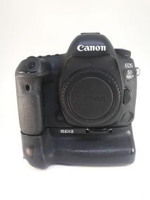 Câmera Canon Eos 5d Mark Iv (corpo + Grip + Bateria)