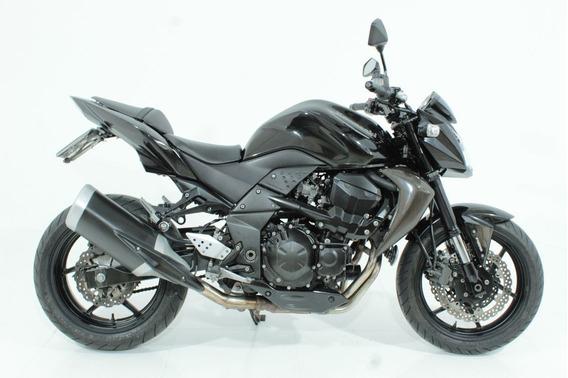 Kawasaki Z750 2010 Preta