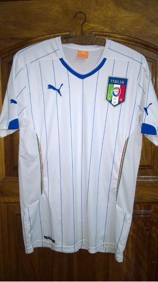 Camiseta Talle M Puma Importada Selección Italia-#1