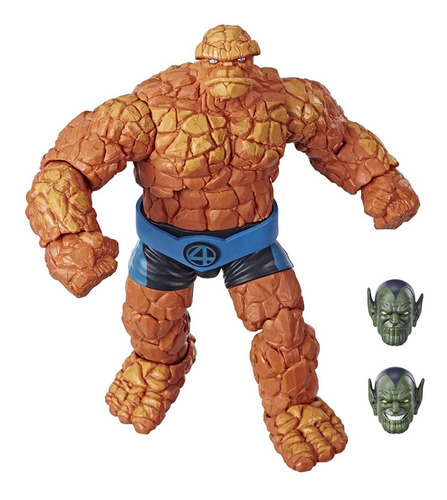 Marvel Legends La Mole The Thing 4 Fantasticos Original