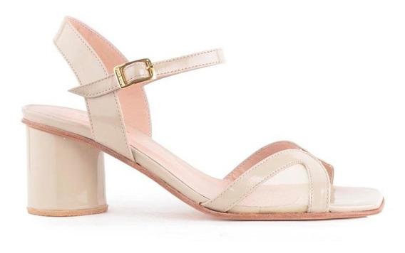 Sandalias Zapatos Zuecos De Mujer Amelia - Ferraro -