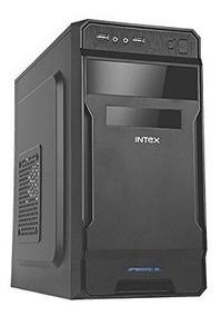 Cpu Intel 7º Geração 4gb Ddr4, Ssd 120gb, Gabinete Atx