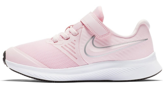 Tenis Nike Star Runner 2 Rosa At1801 601