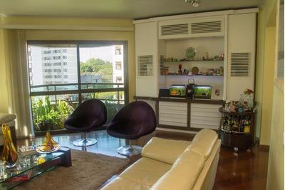 Apartamento Em Moema, São Paulo/sp De 155m² 4 Quartos À Venda Por R$ 1.380.000,00 - Ap180215
