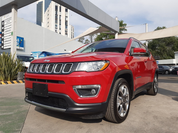 Jeep Compass Limited 4x2 2018