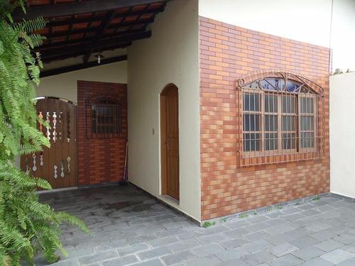 Casa Lado Praia, Prox Plataforma De Pesca, 2 Dorms S. 1 Suite. - Ca0106