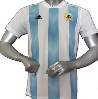Jersey Argentina adidas 125 Años Mundial 2018 Rusia Messi