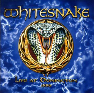 Whitesnake - Live At Donington / Cd Doble Excelente Estado