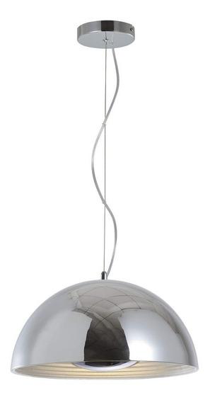 Pendente Em Aço Uni800-b Design Taschibra Cromado Eb