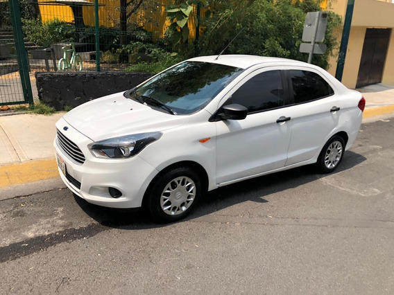 Ford Figo 1.5 Impulse Aa Sedan Mt 2016