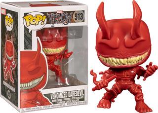 Funko Pop Marvel #513 Venom Venomized Daredevil Nortoys