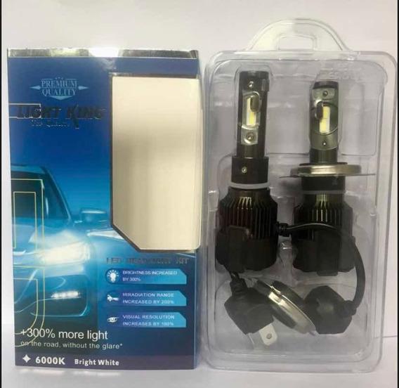 Led Cree Laser Super Premium H4 Cambus