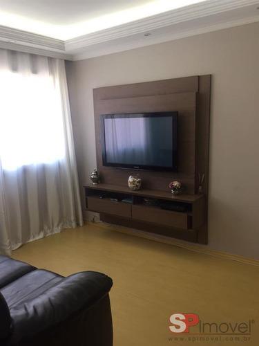 Imagem 1 de 9 de Apartamento Para Venda Por R$298.000,00 - Vila Gustavo, São Paulo / Sp - Bdi17471
