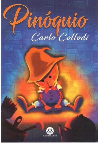 Livro - Pinóquio - Carlo Collodi