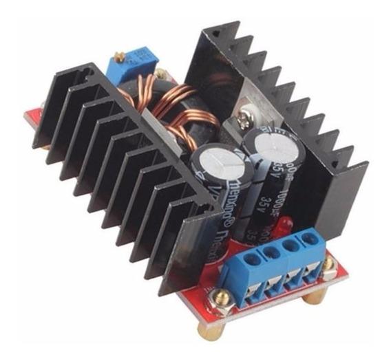 Conversor Dc Dc Step Up 12 ~ 35v Regulador Tensão 150w
