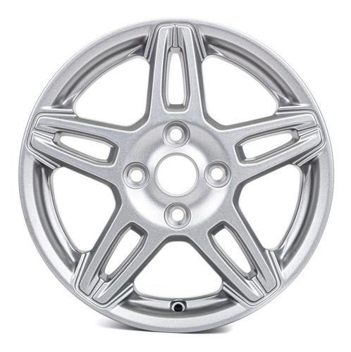 Llanta De Aleacion 15  X 6j Ford Fiesta Kinetic Design 18/19