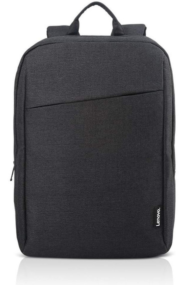 Mochila Para Laptop Lenovo Casual B210 15.6 Pulgadas Negro