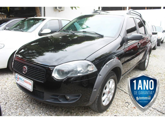 Fiat Palio Weekend Trekking 1.6 Comp