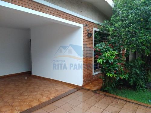 Casa, Campos Elíseos, Ribeirão Preto - C4583-v