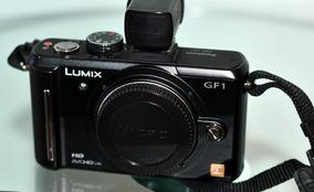 Câmera Lumix Dmc - Gf1 - Corpo - Zerada - Show!!