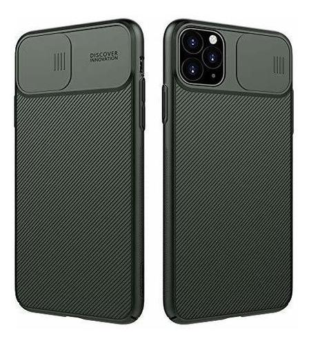 Q1t5 Funda Nillkin Camshield Para iPhone 11 Pro, [protector