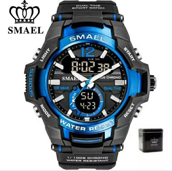 Relógio Smael 1805 Prova D