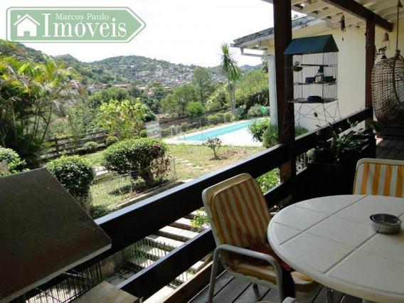 Casa Para Venda Em Teresópolis, Golfe, 5 Dormitórios, 2 Suítes, 2 Banheiros, 2 Vagas - Ca021_2-831531