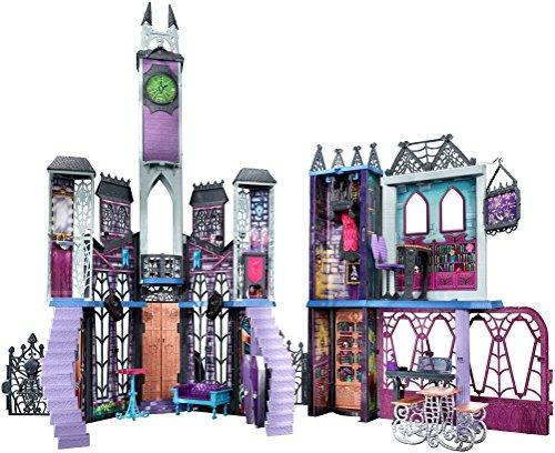 Monster High Parque Infantil De La Escuela Secundaria Deadl