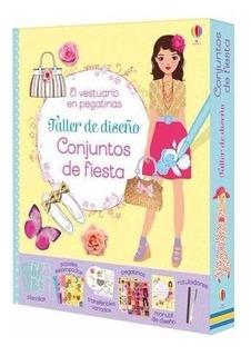 ** Taller De Diseño ** Conjuntos Fiesta Pegatinas Plantillas