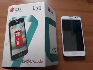 Celular LG L70 - D320g8 - No Enciende