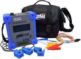 Analisador De Energia Digital Acesso Remoto Web Dmi P100 3g