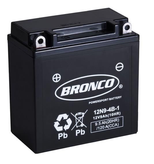 Bateria Bronco 12n9-4b-1