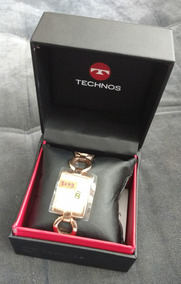 Relogio Fem Technos Lql B4c Elegance Elos