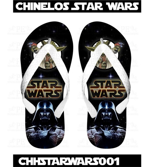 Chinelo Star Wars 001
