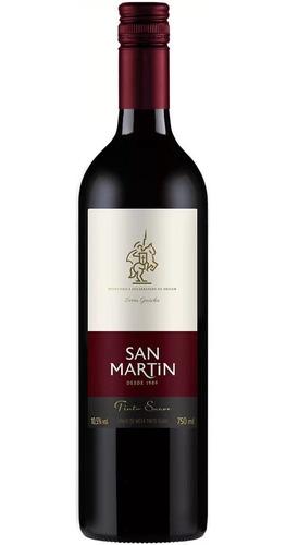 Imagem 1 de 4 de Vinho Tinto Mesa San Martin Suave 750ml Nacional