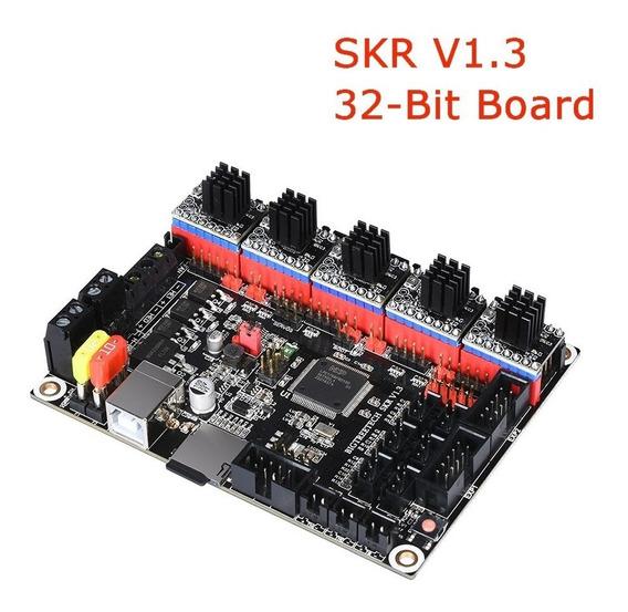 Skr V1.3 32 Bits Melhor Que Mks Ramps Sbase Robin