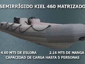 Semirrigido Kiel 460!!!