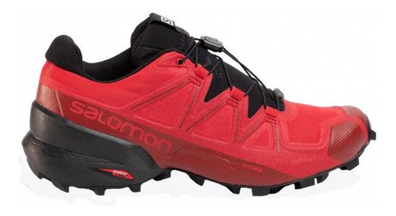 Zapatillas Hombre Salomon Speedcross 5 Trail Running Che/bl