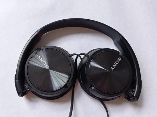 Audífonos De Diadema, Alámbricos Sony Mdr-zx110