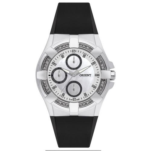Relógio Orient Feminino Fbspm001 B1px Multifunção Prateado